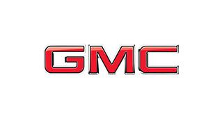 Het GMC logo, wij leveren GMC onderdelen voor schoolbussen