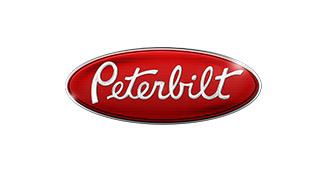 Het Peterbilt logo, wij leveren Peterbilt onderdelen.